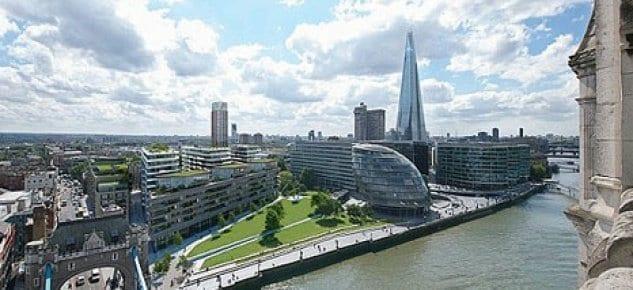 One Tower Bridge'ın Wessex House'u satışa çıkıyor!