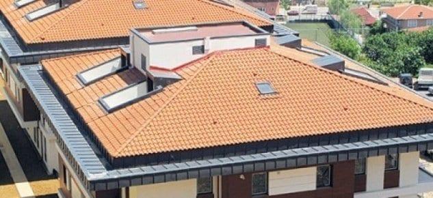 Kırılmayan çatı kiremiti ürettiler