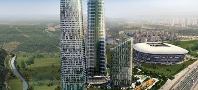 Skyland İstanbul çarşamba günü görücüye çıkıyor