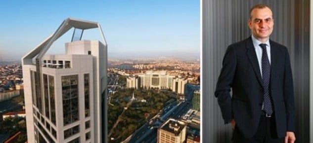 Nurol Tower, 140 milyon dolar yatırımla yükseliyor!