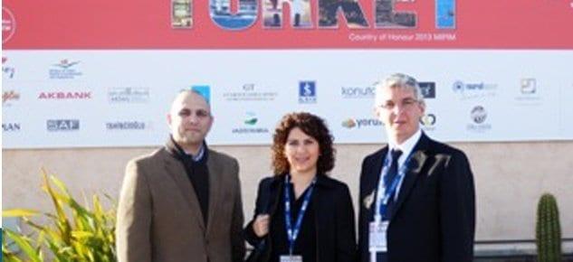 ProjeBeyaz, dünyanın en önemli gayrimenkul fuarını izledi