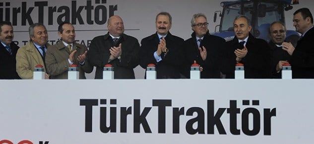 TürkTraktör'den Sakarya'ya fabrika