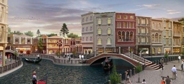 Via Properties'den Tuzla dev karma proje