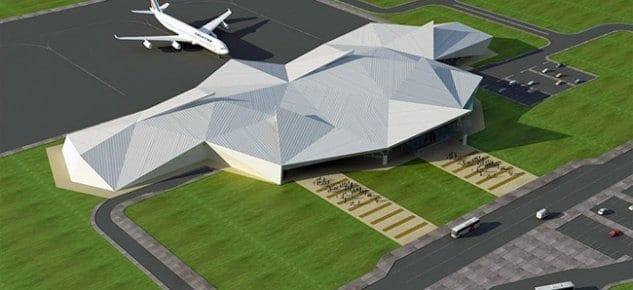 ASPEN Integra, Kars Havalimanının Tavanına Kondu!