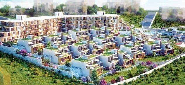 Kurtköy'e değer kazandıracak bir proje Q Bahçe!