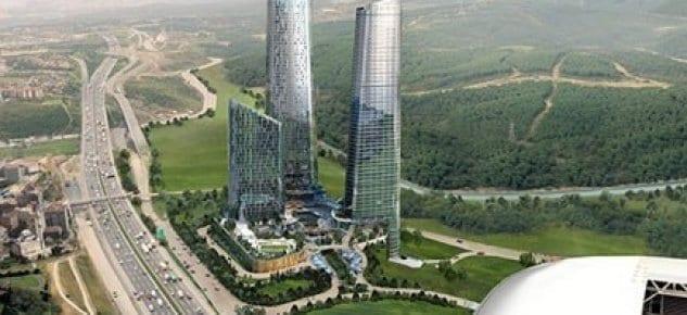 Skyland İstanbul'da 330 bin TL'den başlıyor!