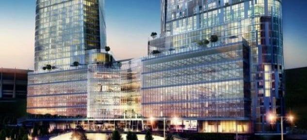 Skyland İstanbul'da metrekare fiyatı 3 bin 500 dolardan başlıyor!