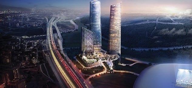 Skyland İstanbul'da 331 bin TL'den başlıyor!