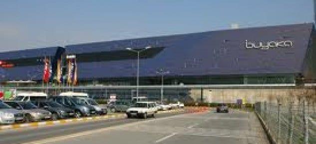 Buyaka Alışveriş Merkezi 300 milyonluk ciro yaptu