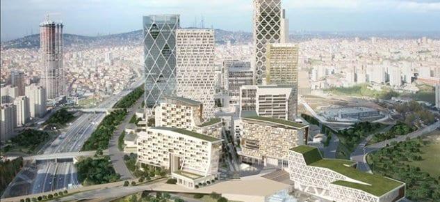 Arap yatırımcılardan İstanbul Uluslararası Finans Merkezi'ne büyük ilgi