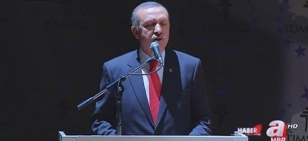 Başbakan Erdoğan'dan şehit ailelerine konut kredisi ve iş müjdesi