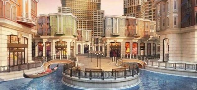 Viaport Venezia'da Kampanya