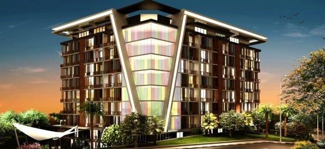 Vera Residence'ta 187 bin 923 TL'den Başlayan Fiyatlar