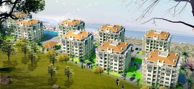 Sea Side projesinde 108 Bin TL'den başlıyor