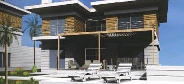 Ekin Villaları nda satışlar başladı 1 milyon 400 bin dolara ev