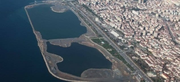 Maltepe'ye dev miting alanı