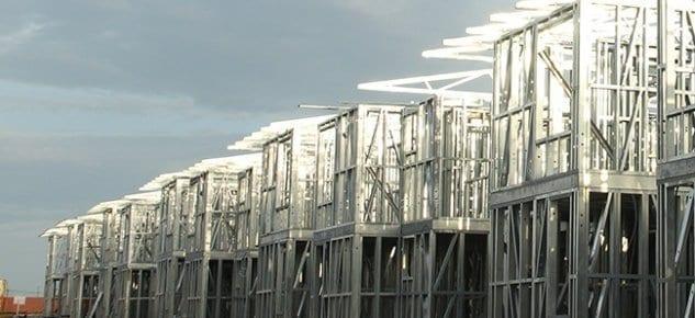 Steelife, Gabon'da 564, Venezuela'da 880 konut yapıyor
