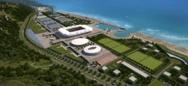 Trabzonspor Stadyumu İhalesi Başlıyor