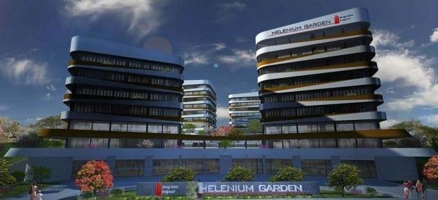 Çepeçevre Yaşam: Helenium Garden!