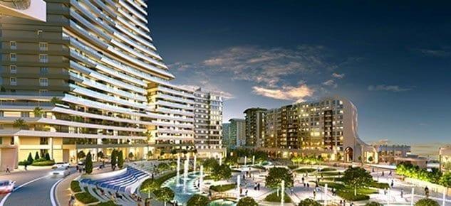 Araplar lüks ve ihtişamlı projeleri tercih ediyor