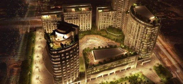City Center Esenyurt'ta 2 bin 35 dolardan başlıyor!