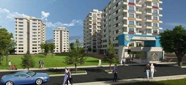 216 Butik Çekmeköy sosyal imkanlar!