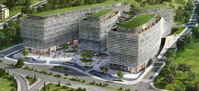 Premier Kampüs Ofis'te maksimum metrekaresi 4 bin dolara!