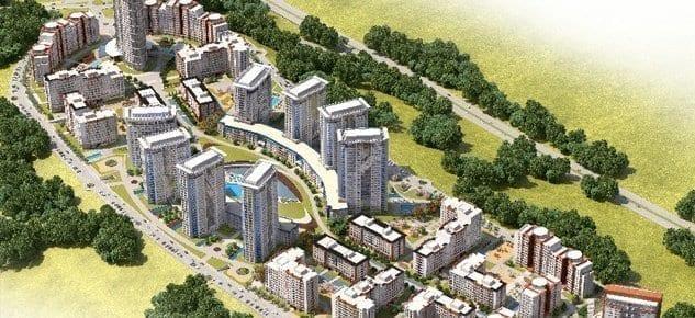 Tema İstanbul'da 1+1 fiyatları 244 bin TL'den başlıyor