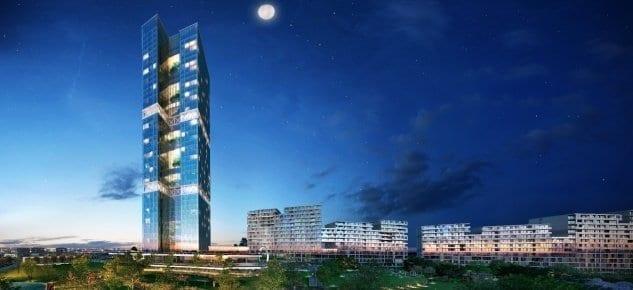 Sur Yapı Exen İstanbul'da 2013 fiyatları sürüyor