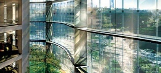 """Maslakno1 Ofis Plaza projesi, """"Green Good Design Ödülü""""ne layık görüldü"""