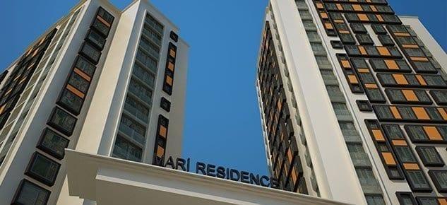 Mari Rezidans güncel fiyatlar