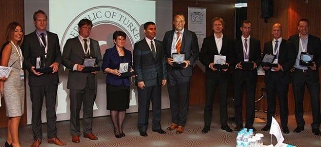 Uluslararası tedarik zinciri zirvesi (ıscsı) 2013 İstanbul'da yapıldı
