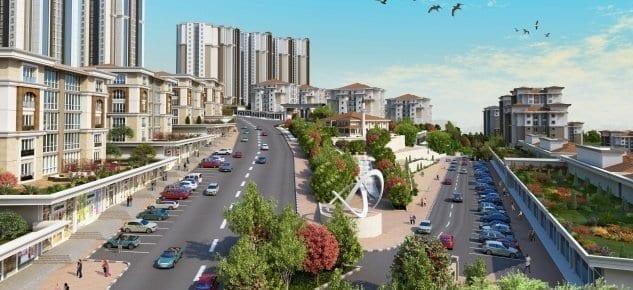 KİPTAŞ Vaditepe Bahçeşehir'de 250 bin 400 TL'ye!