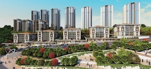 Vaditepe Bahçeşehir'de 120 ay vade fırsatı