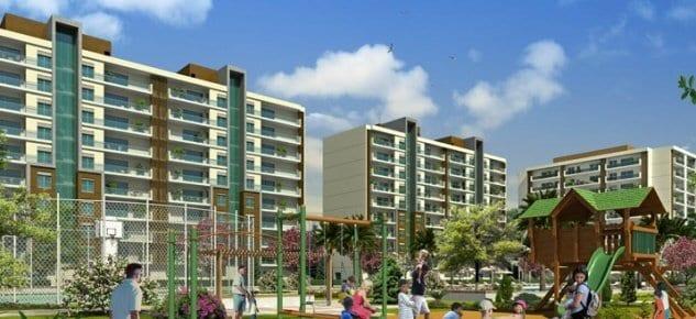 Mavişehir Modern 3' te inşaat bitti, yaşam başlıyor!