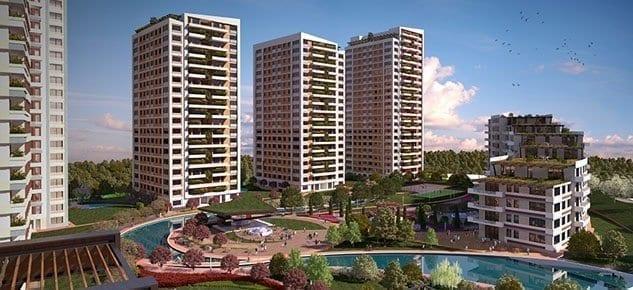 Bulvar İstanbul Başakşehir güncel satılık daire fiyatları