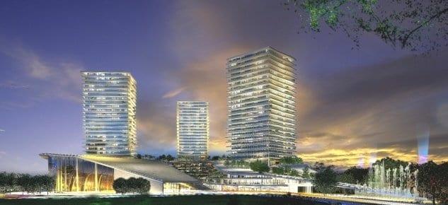 İstanbul'un servet değerindeki rezidans projeleri