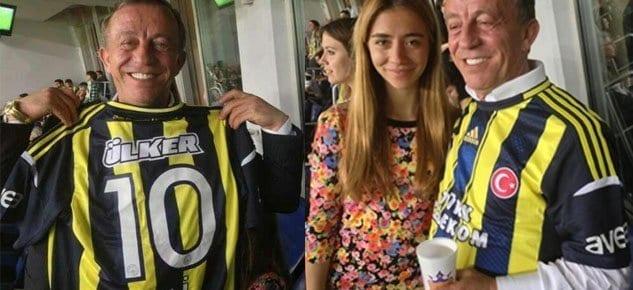 Ali Ağaoğlu Fenerbahçe formalı fotoğraflarıyla Trabzonluları şoke etti!