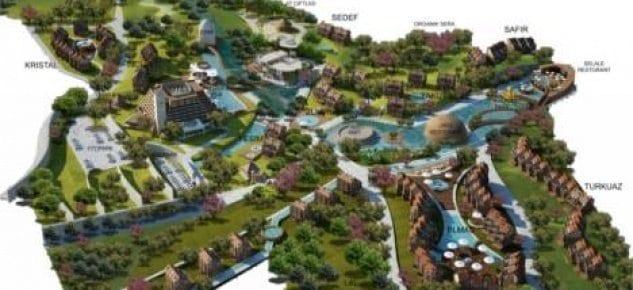 Borvo Resort-Condo projesinde 48 ay vade ile ödeme!