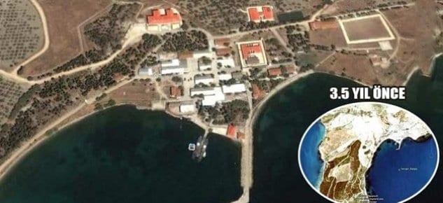 Google, Türkiye'deki o bölgeyi ilk kez gösterdi