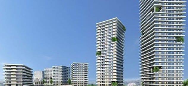 Athletic-o Towers ile yepyeni bir ev konsepti oluşturuluyor