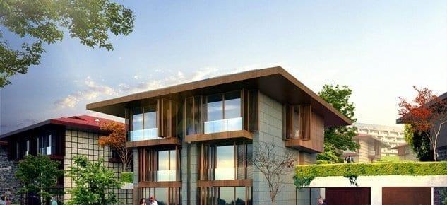 Çengelköy Park Evleri'nde 235 bin dolara rezidans!