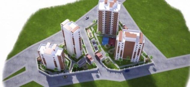 Saklı Vadi Çınardere'de fiyatlar 235 bin liradan başlıyor