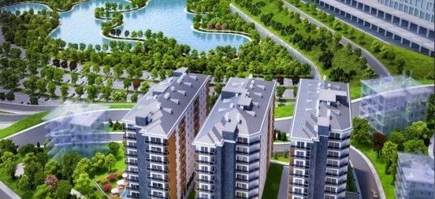 İlke Park Evleri'nde 167 Bin Liraya Satılık Daire