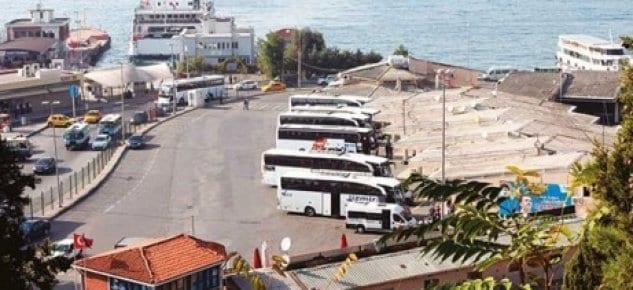 Harem Otogarı'nın 2015 yılında Ataşehir'e taşınacak