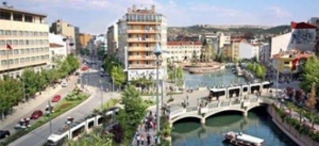 Eskişehir 2014 yılında'da Türk Dünyası Kültür Başkenti