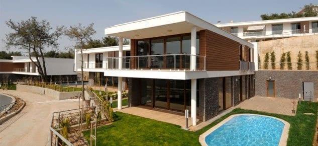Dumankaya Villa Gizli Bahçe satışa çıktı!
