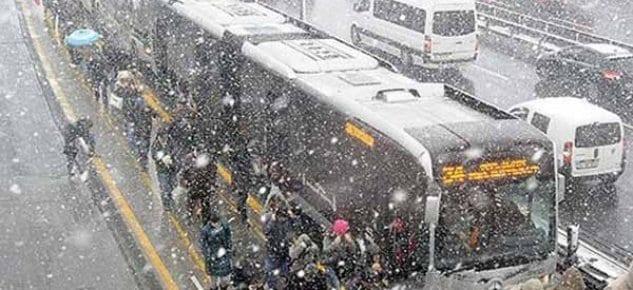 Kar yağışı ne zaman başlıyor?