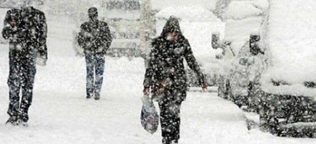 Doğu Anadolu'da soğuk hava hüküm sürüyor