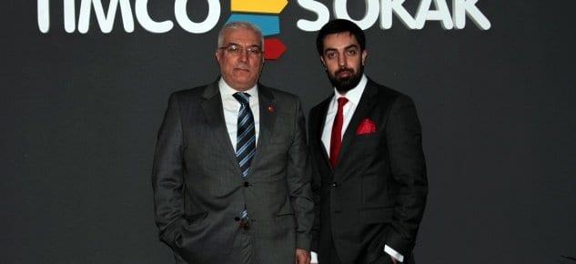 TİMCO Sokak'ta kiralar Türk Lirası…